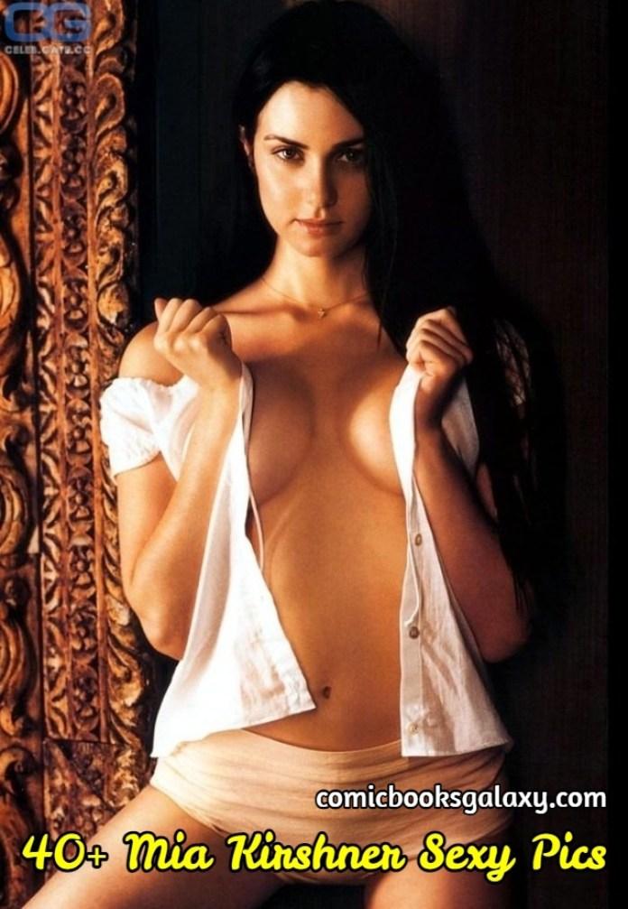 Mia Kirshner Sexy Pics