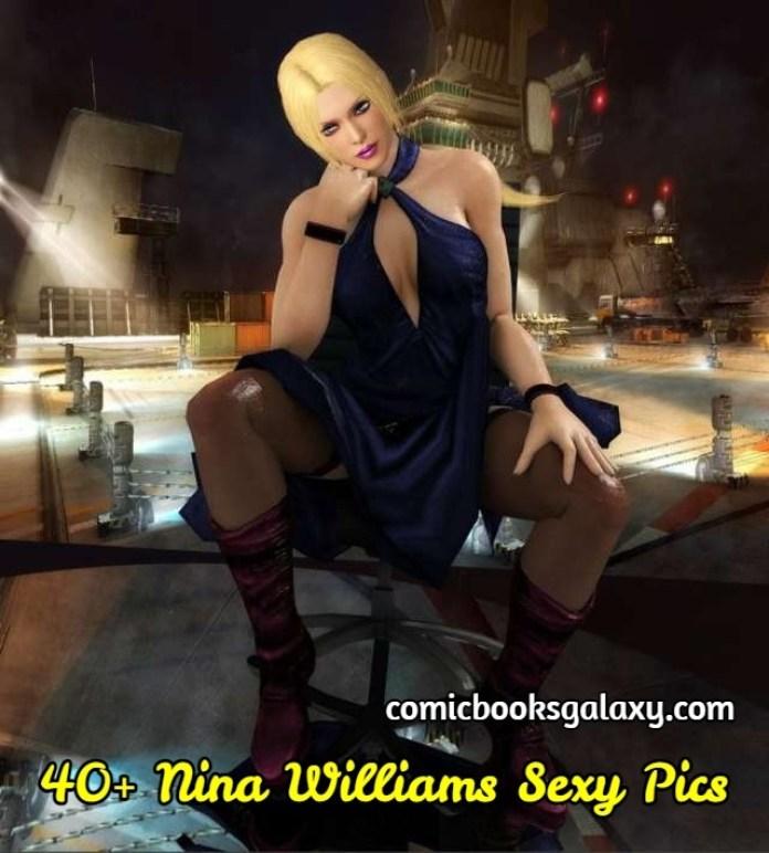 Nina Williams Sexy Pics