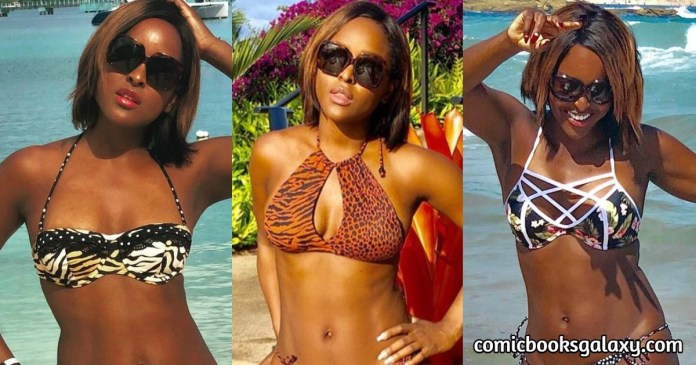 41 Sexiest Pictures Of Antoinette Robertson