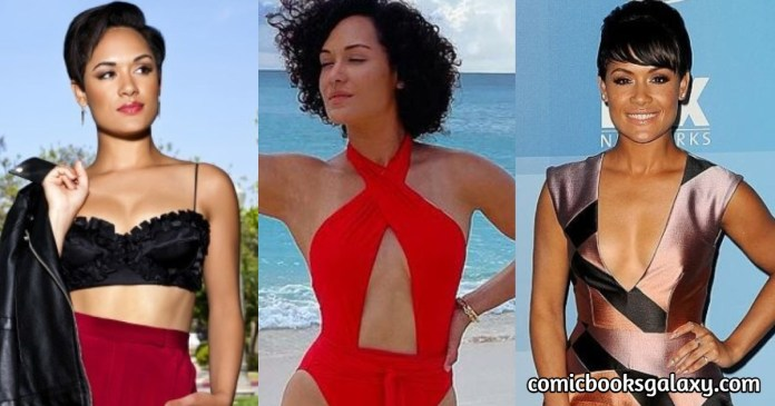 41 Sexiest Pictures Of Grace Gealey