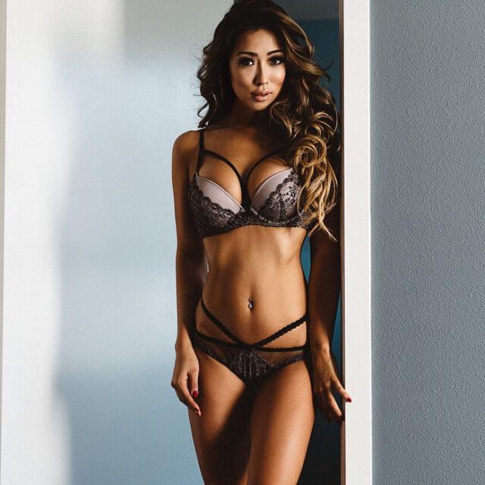 Arika Sato bikini