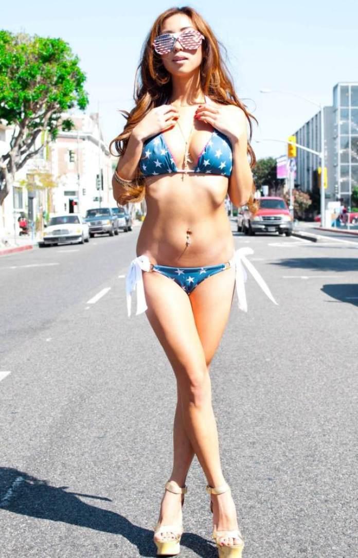 Arika Sato sexy pictures