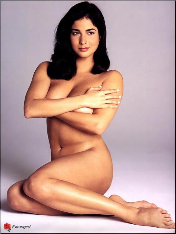 Odalys Garcia topless