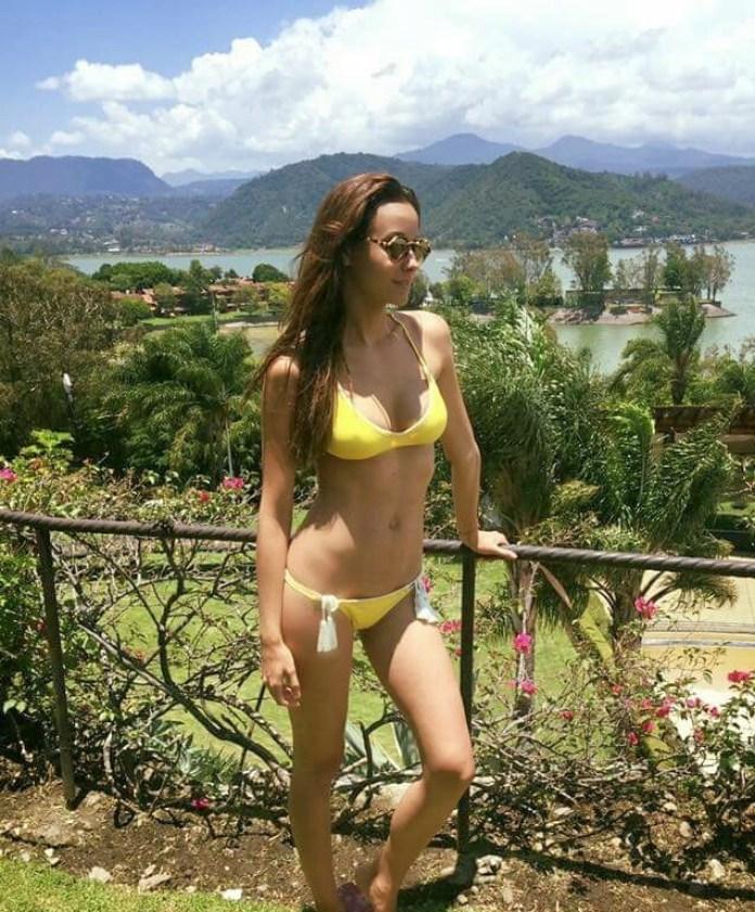 Odalys Ramirez bikini