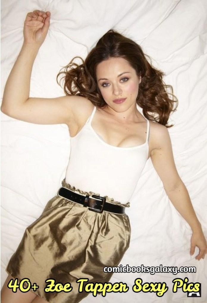 Zoe Tapper Sexy Pics