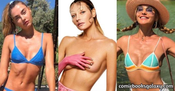 41 Hottest Pictures Of Alina Baikova