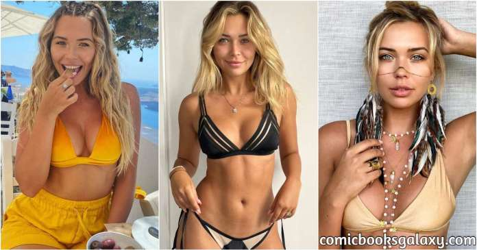 41 Hottest Pictures Of Sandra Kubicka