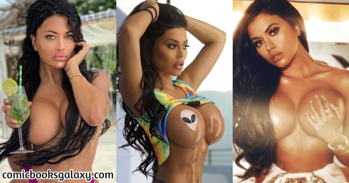 41 Sexiest Pictures Of Toochi Kash