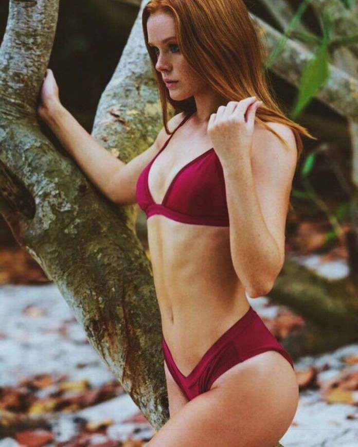 Abigail Cowen sexy