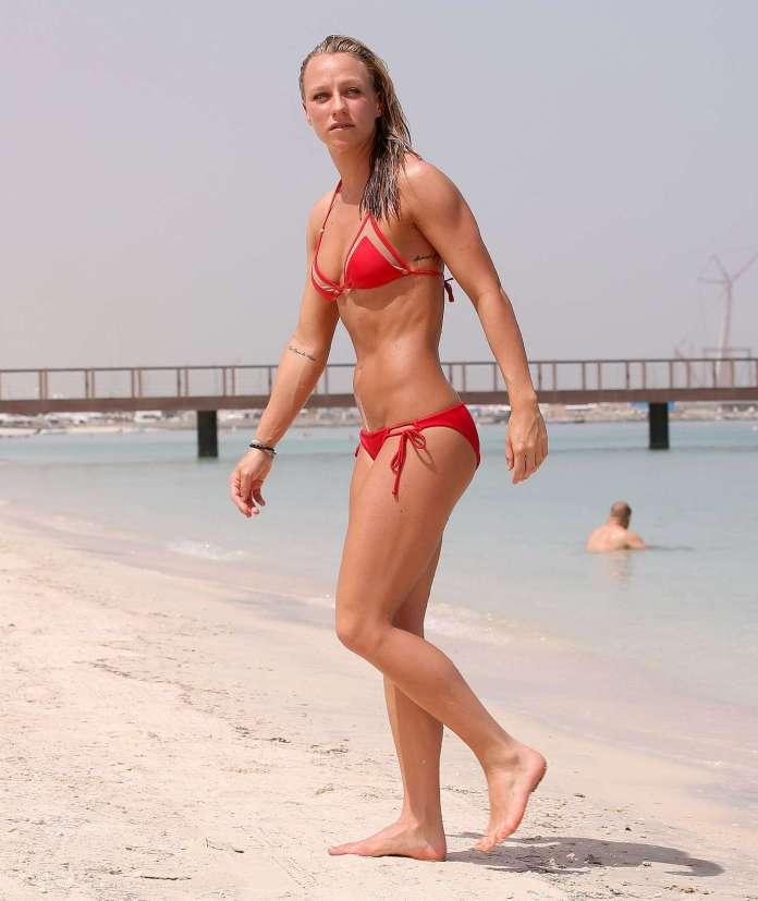 Chloe Madeley hot look