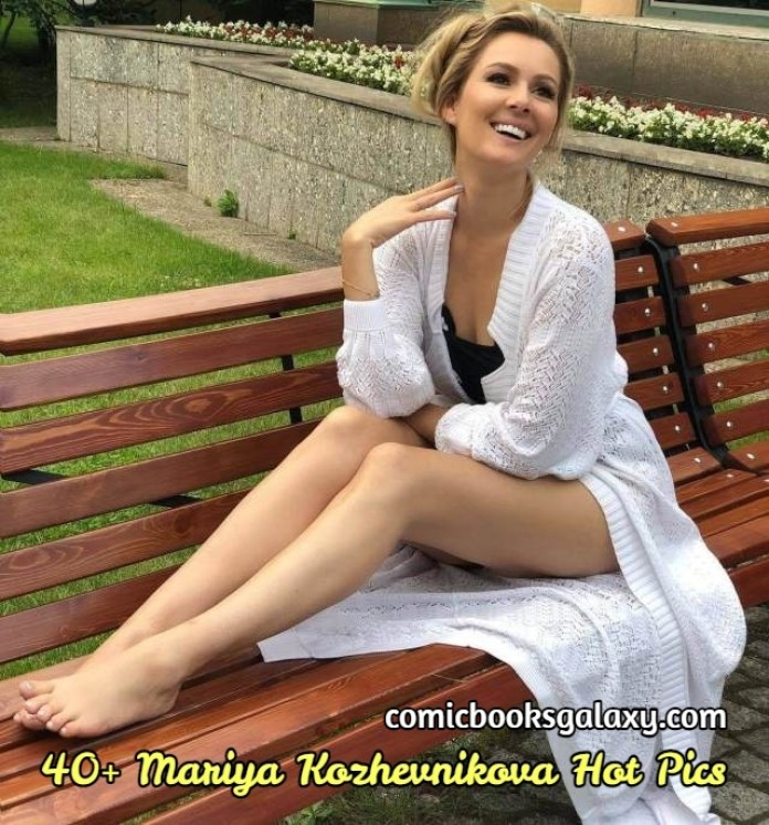 Mariya Kozhevnikova Hot Pics