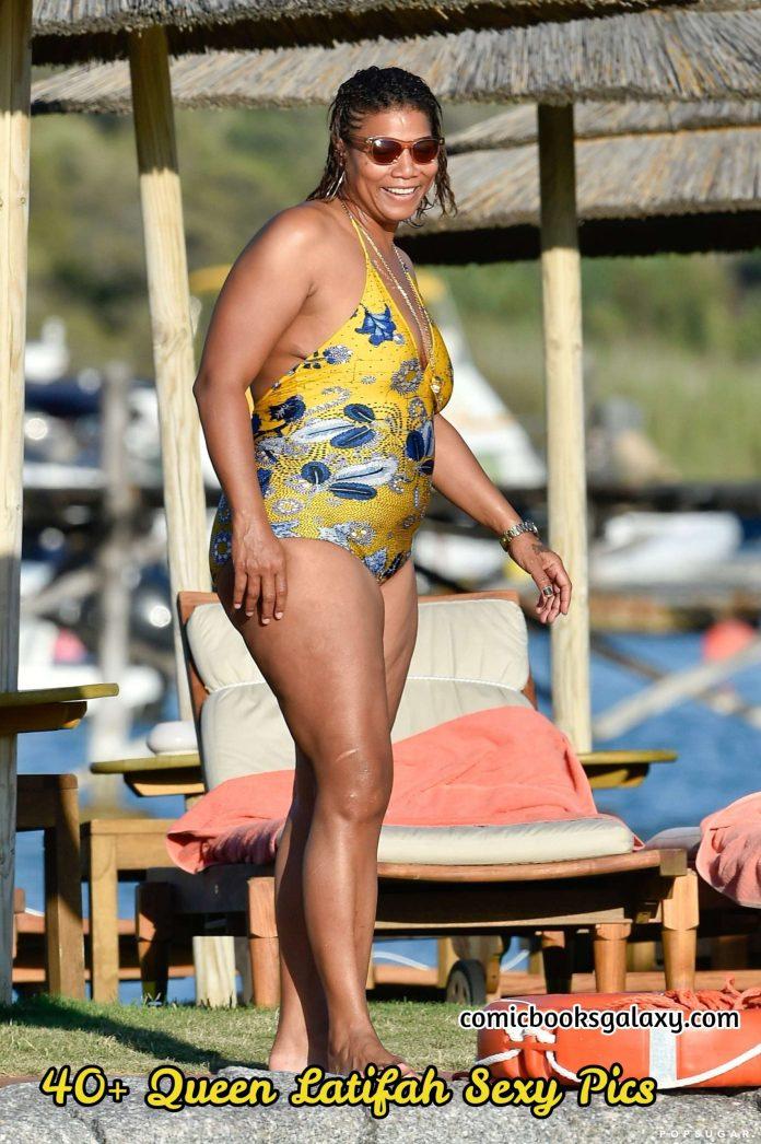Queen Latifah sexy pictures