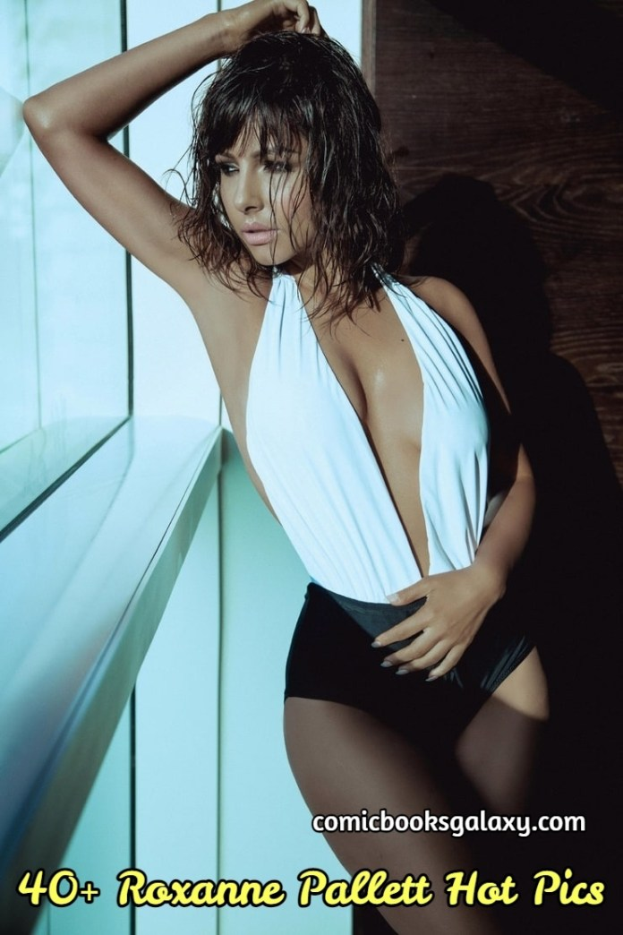 Roxanne Pallett Hot Pics