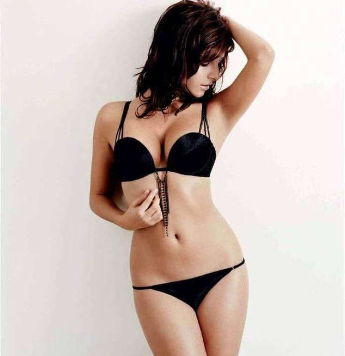 Roxanne Pallett hot bikini