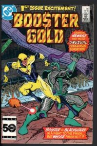 Booster Gold #1 (First app.)