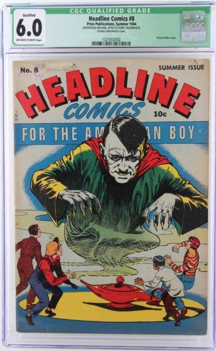 Headline Comics #8