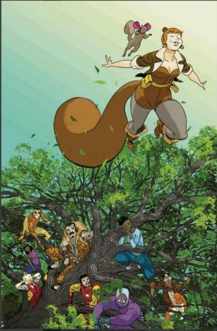 Unbeatable Squirrel Girl #42