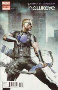 Hawkeye #1 Granov