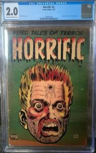 Horrific #3