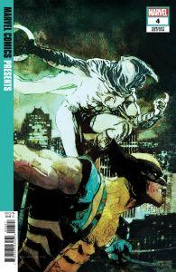Marvel Comics Presents #4 variant