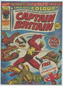 Captain Britian
