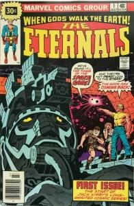 Eternals #1 35 cent