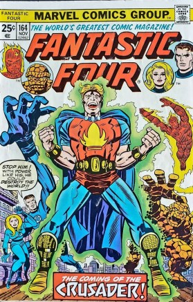 Fantastic Four 164