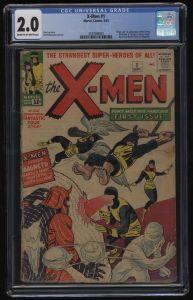 X-Men #1 CGC