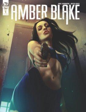 Amber Blake #1 variant