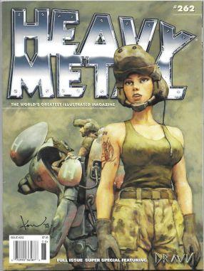 Heavy Metal #262 1