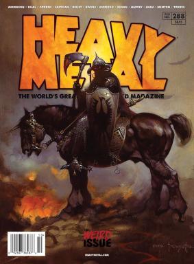 Heavy Metal #288 1