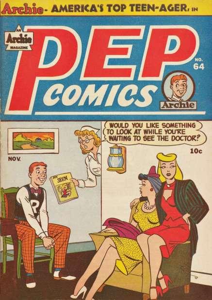 Pep Comics 64