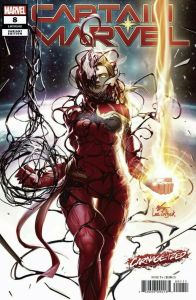 Captain Marvel #8 2