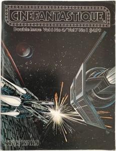 Cinefantastique Volume 7 #1