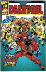 Deadpool #0