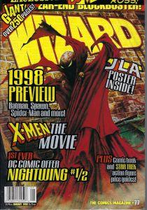 Wizard Magazine 77 #2