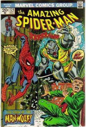 Amazing Spider-Man #124
