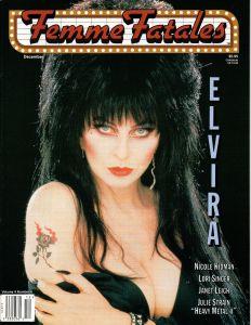 Femme Fatales Elvira #1