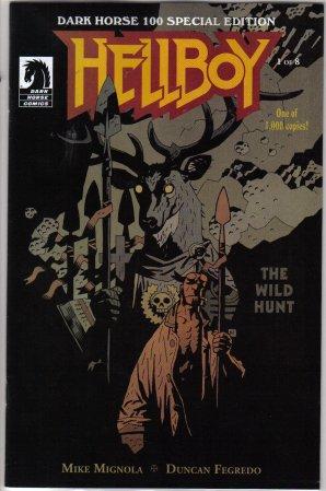 Hellboy Wild Hunt #1 DH 100 Special