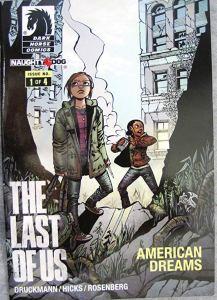 Last of Us #1 Ashcan