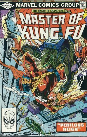Master of Kung Fu #110