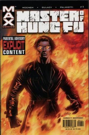 Shang-Chi- Maters of Kung Fu #1