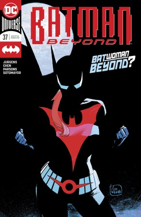 Batman Beyond 37 Cover A