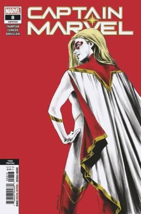 Captain Marvel #8 Third Print