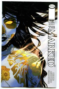 Marked #1 Cover B