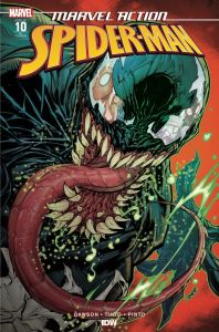 Marvel Action Spider-Man #10 Variant