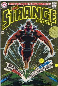 Strange Adventures #217