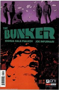 Bunker #1 Cover B