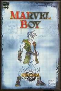 Marvel Knights Marvel Boy Genesis Edition #1
