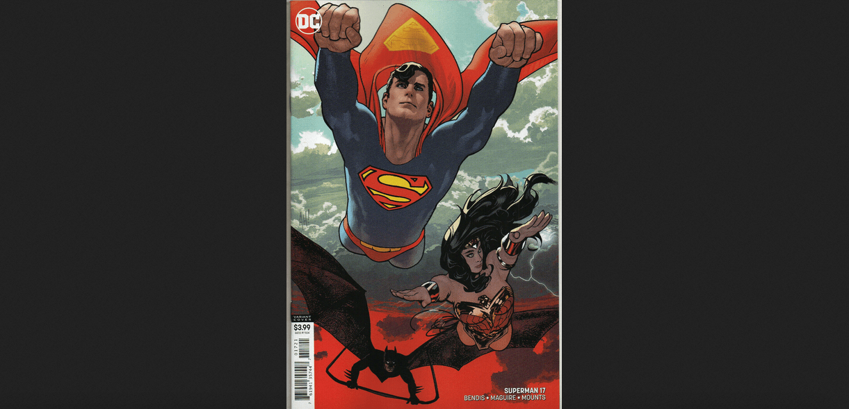 SUPERMAN #18  IDENTITY REVEALED - BENDIS NM LOT OF 5 COPIES DC,2019
